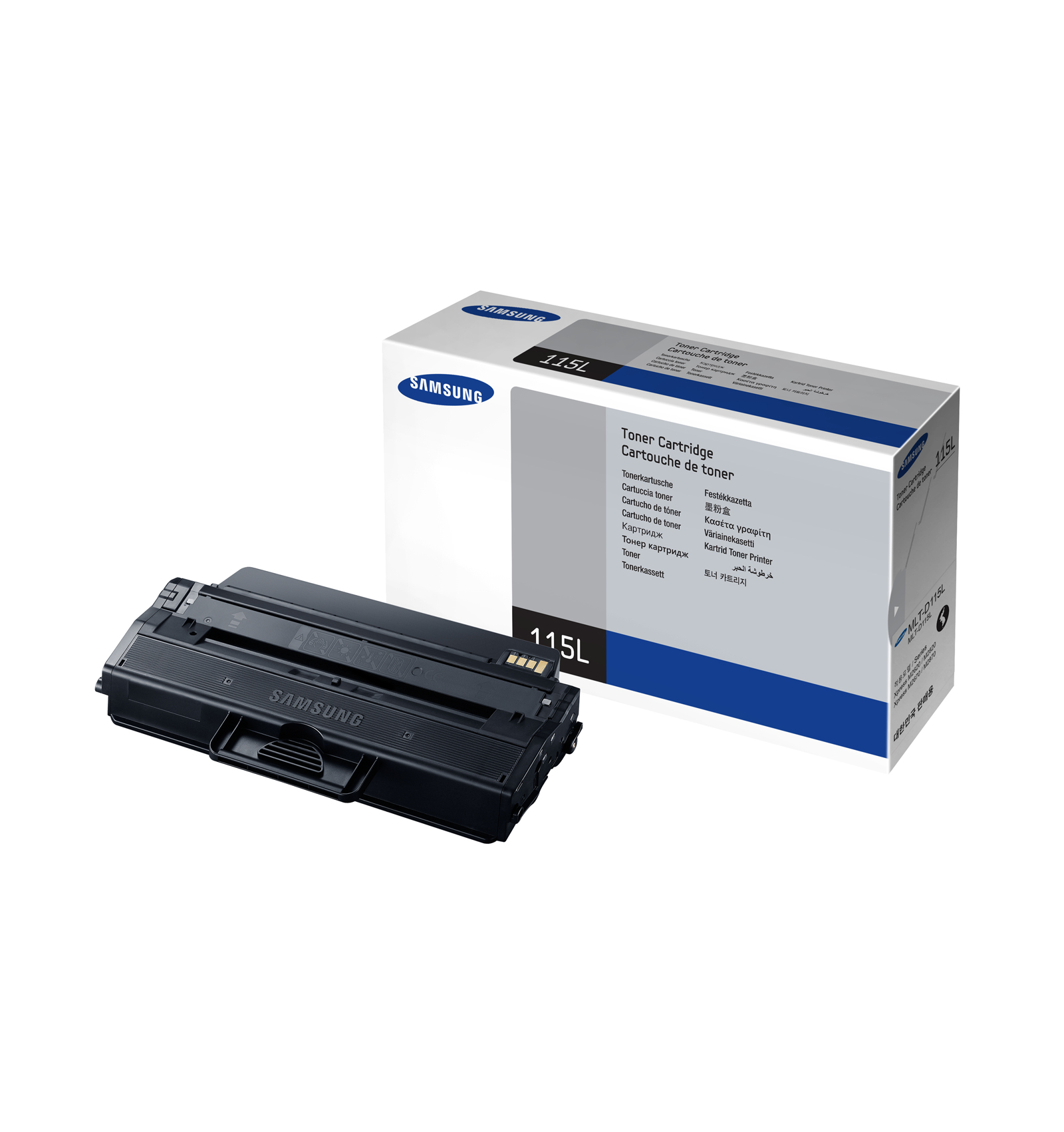 Заправка картриджей Samsung MLT-D115L для SL-M2620/2820/M2670/2870