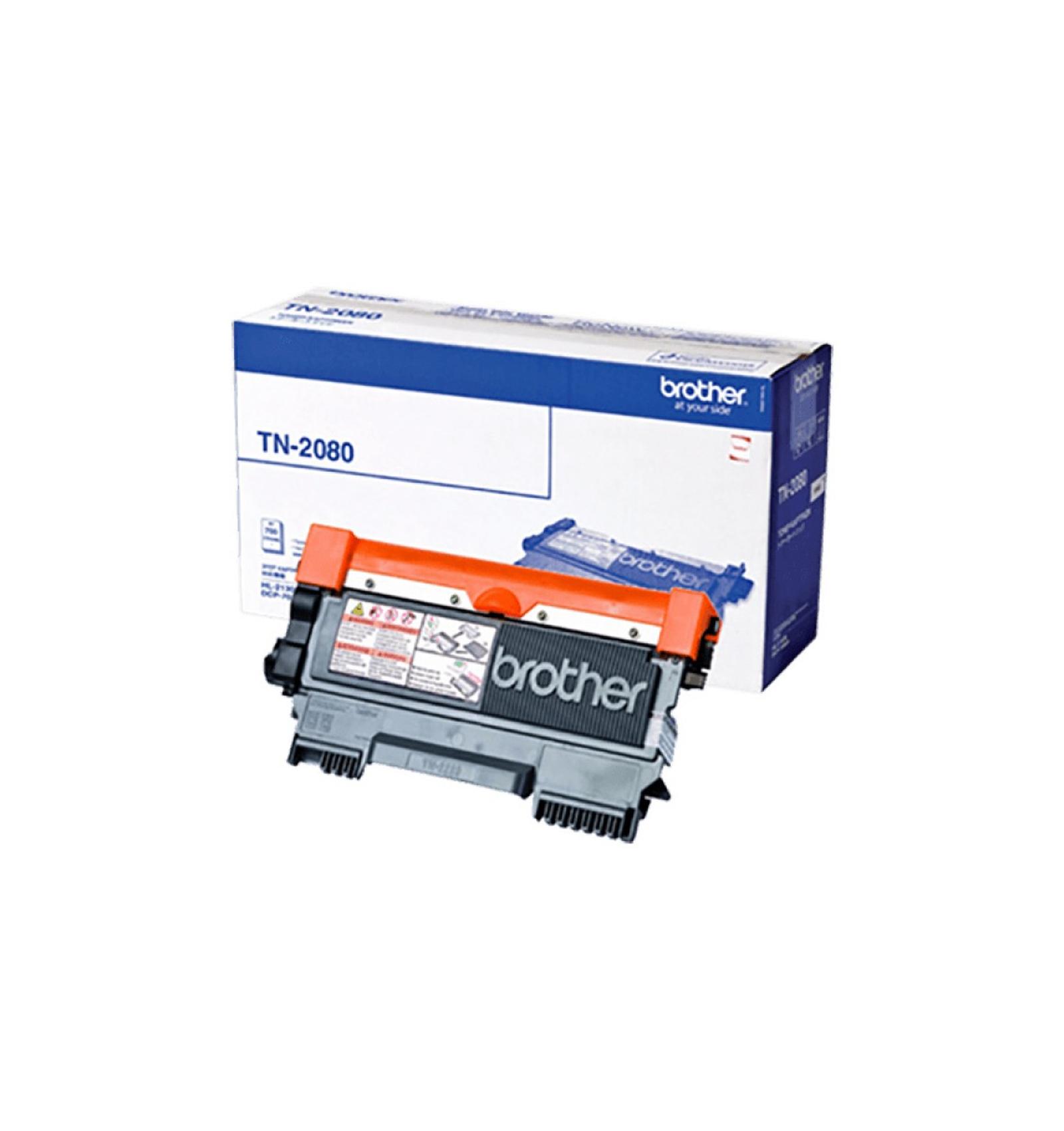 Заправка картриджей Brother TN-2080 для DCP-7055R/HL-2130R