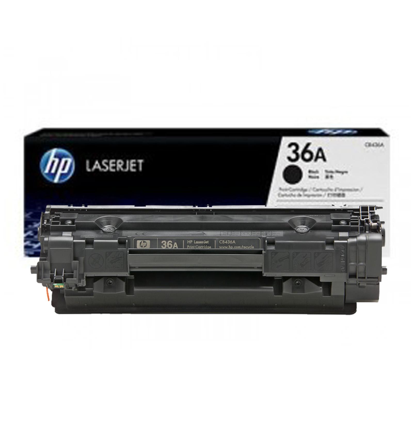 Заправка картриджей HP CB436A (36A) для LaserJet P1505/ P1505n/M1120/M1120n/M1522n/M1522nf