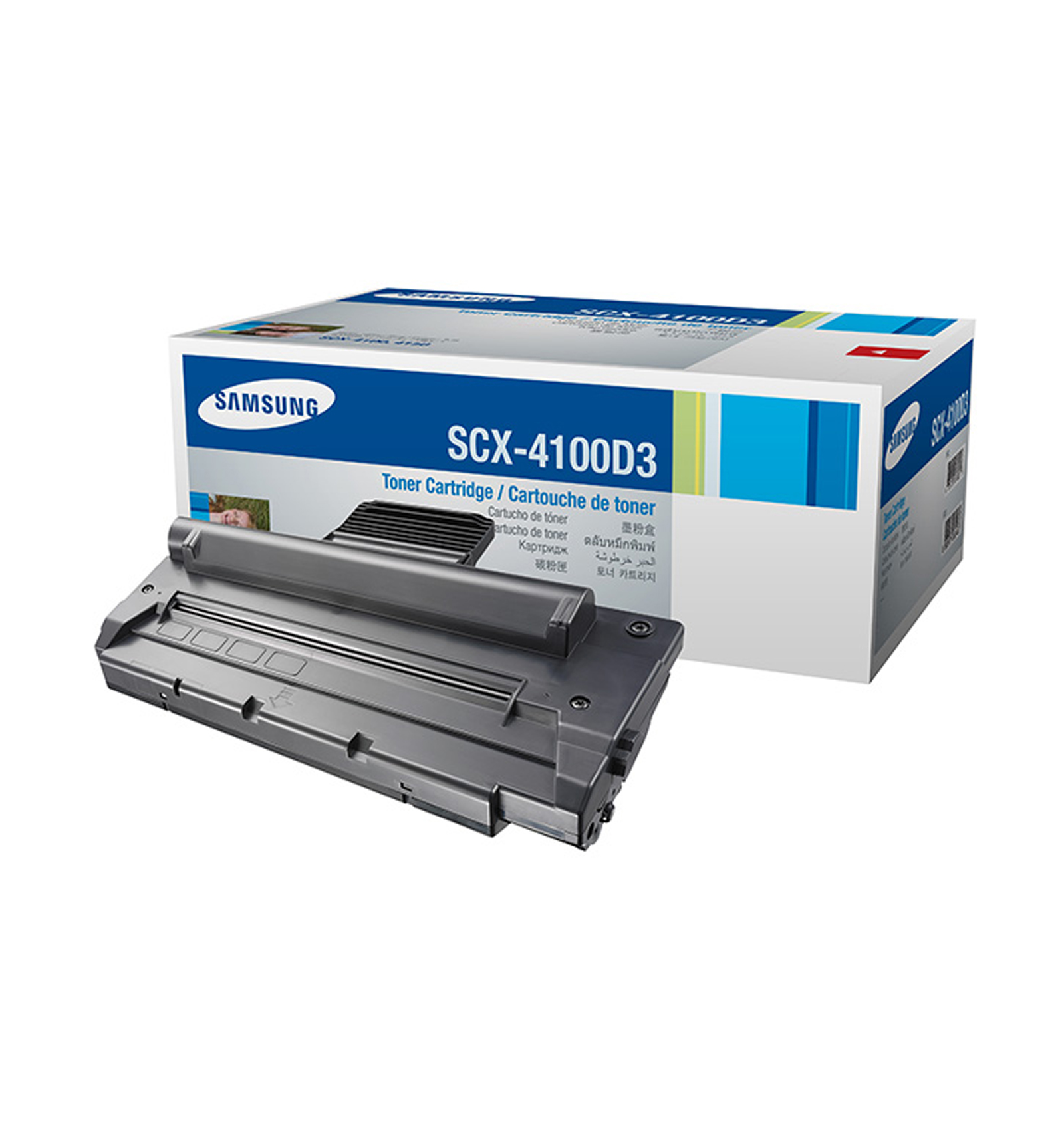 Samsung SCX-4100D3 для SCX-4100/4150