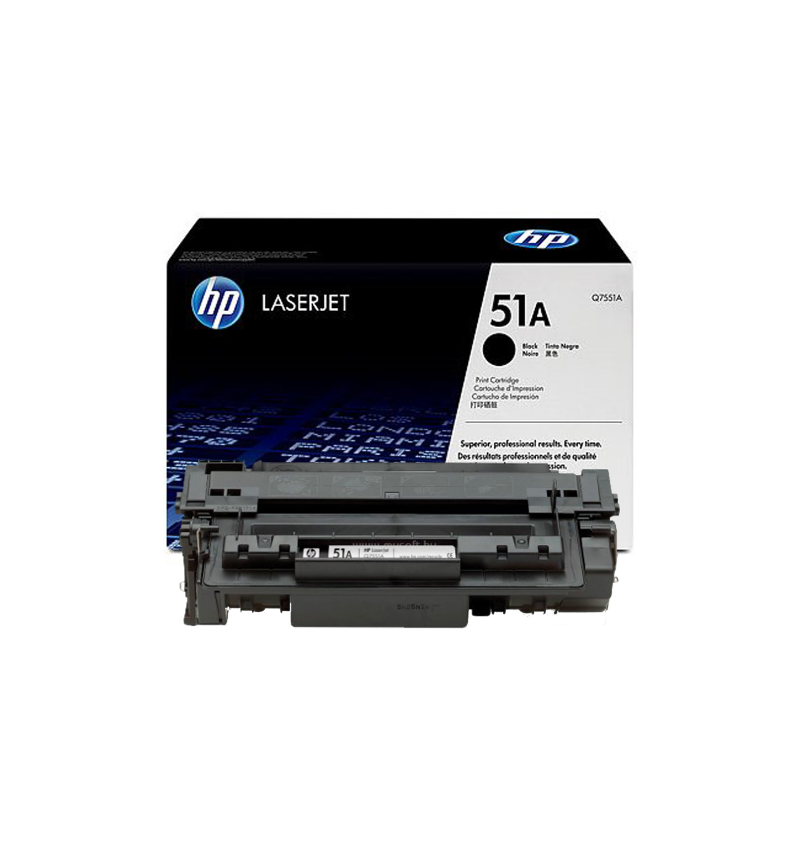 Заправка картриджей HP Q7551A (51A) для LaserJet P3005/M3027mfp/M3035mfp