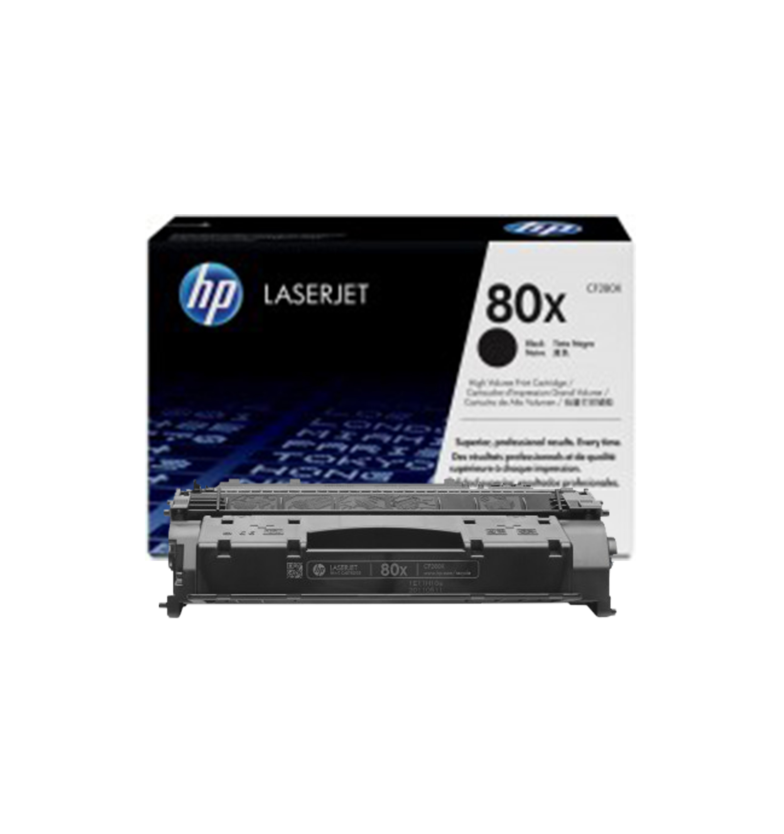Заправка картриджей HP CF280X (80X) для LaserJet Pro 400 M401a/M401d/M401dn/M401dw/M425