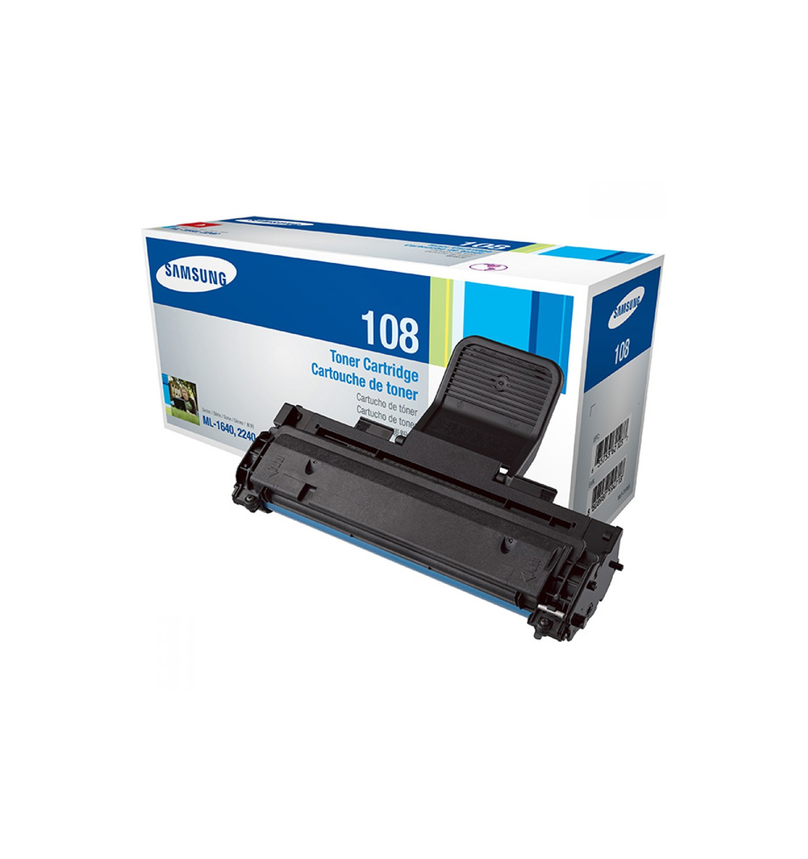 Заправка картриджей Samsung MLT-D108S для ML-1641/2240/2241/1640/1645