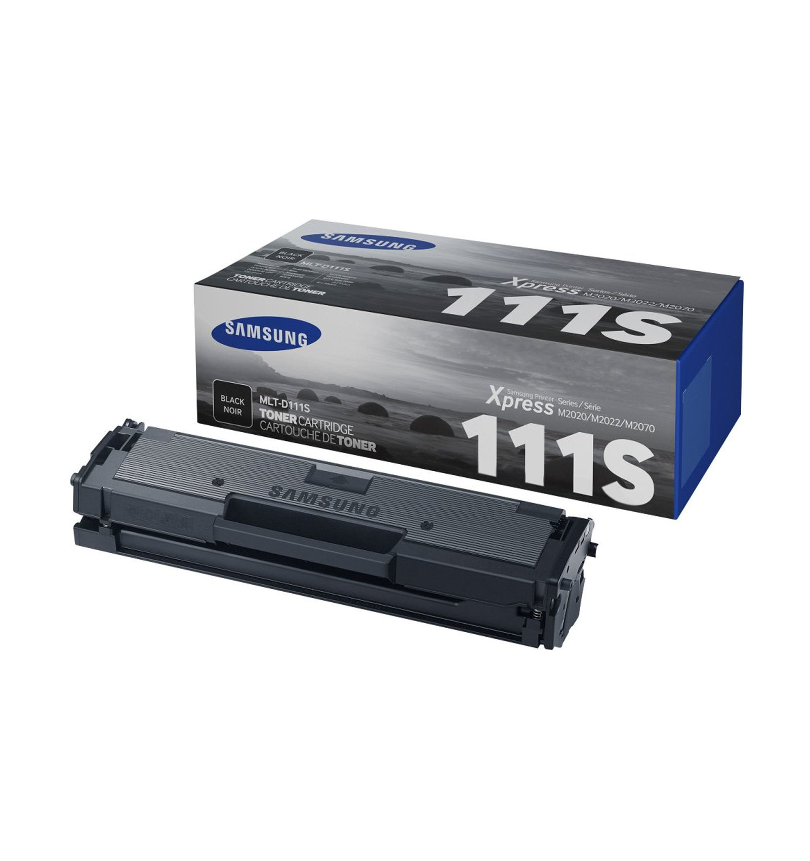 Заправка картриджей Samsung MLT-D111S для Xpress M2022/M2022W/M2020/ M2021/M2020W/M2021W/M207