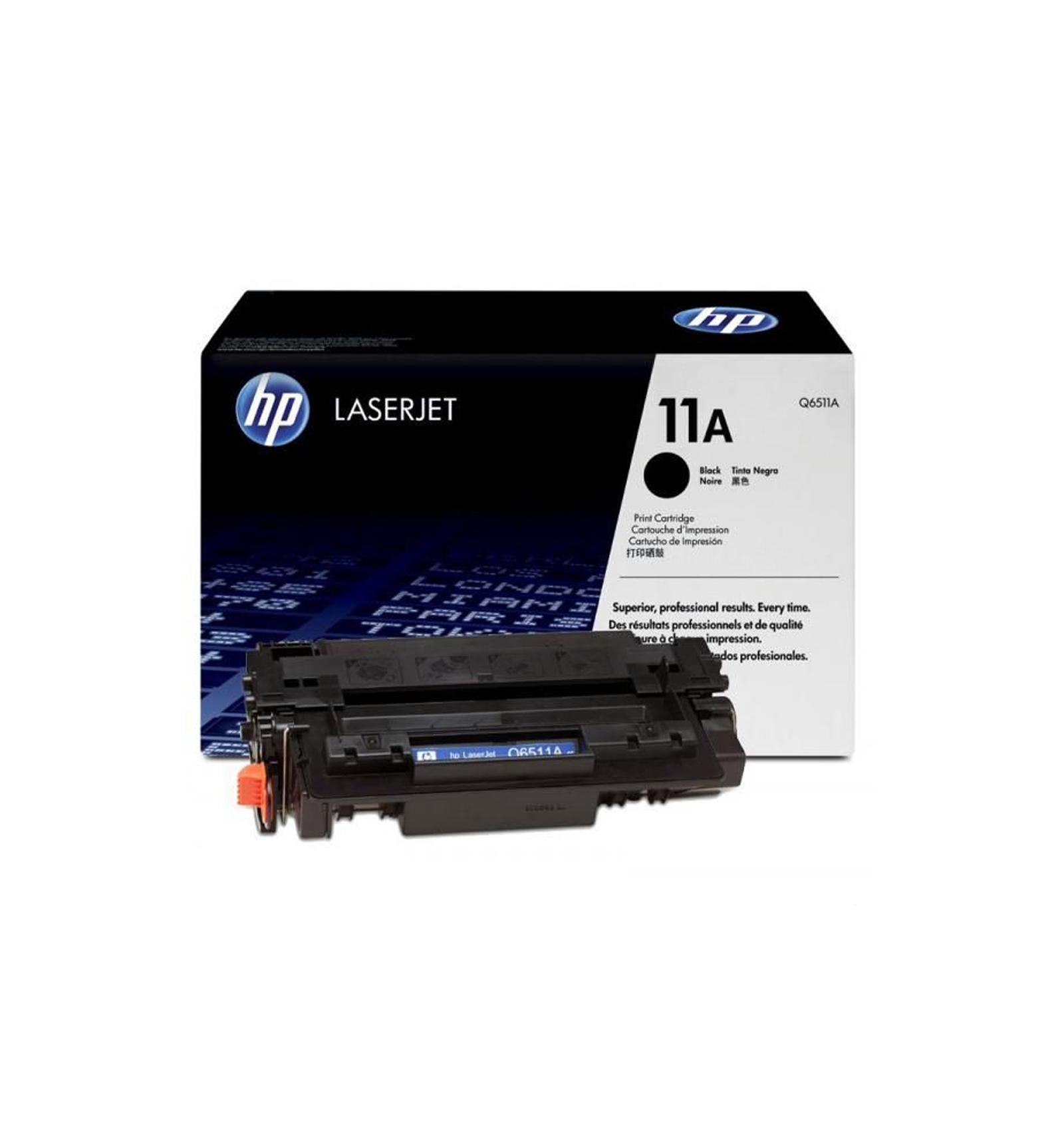 Заправка картриджей HP Q6511A (11A) для LaserJet 2400/2410/2420/2430