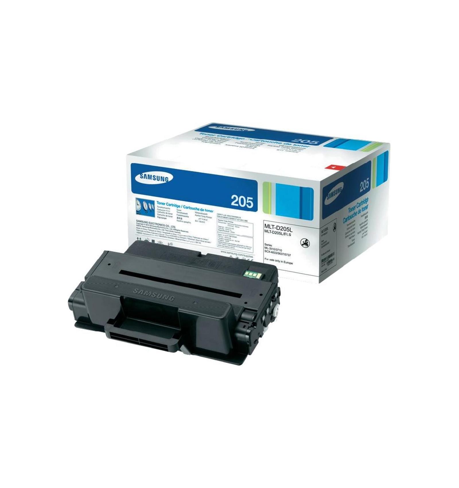 Заправка картриджей Samsung MLT-D205L для ML-3310/3710/SCX-5637/4833