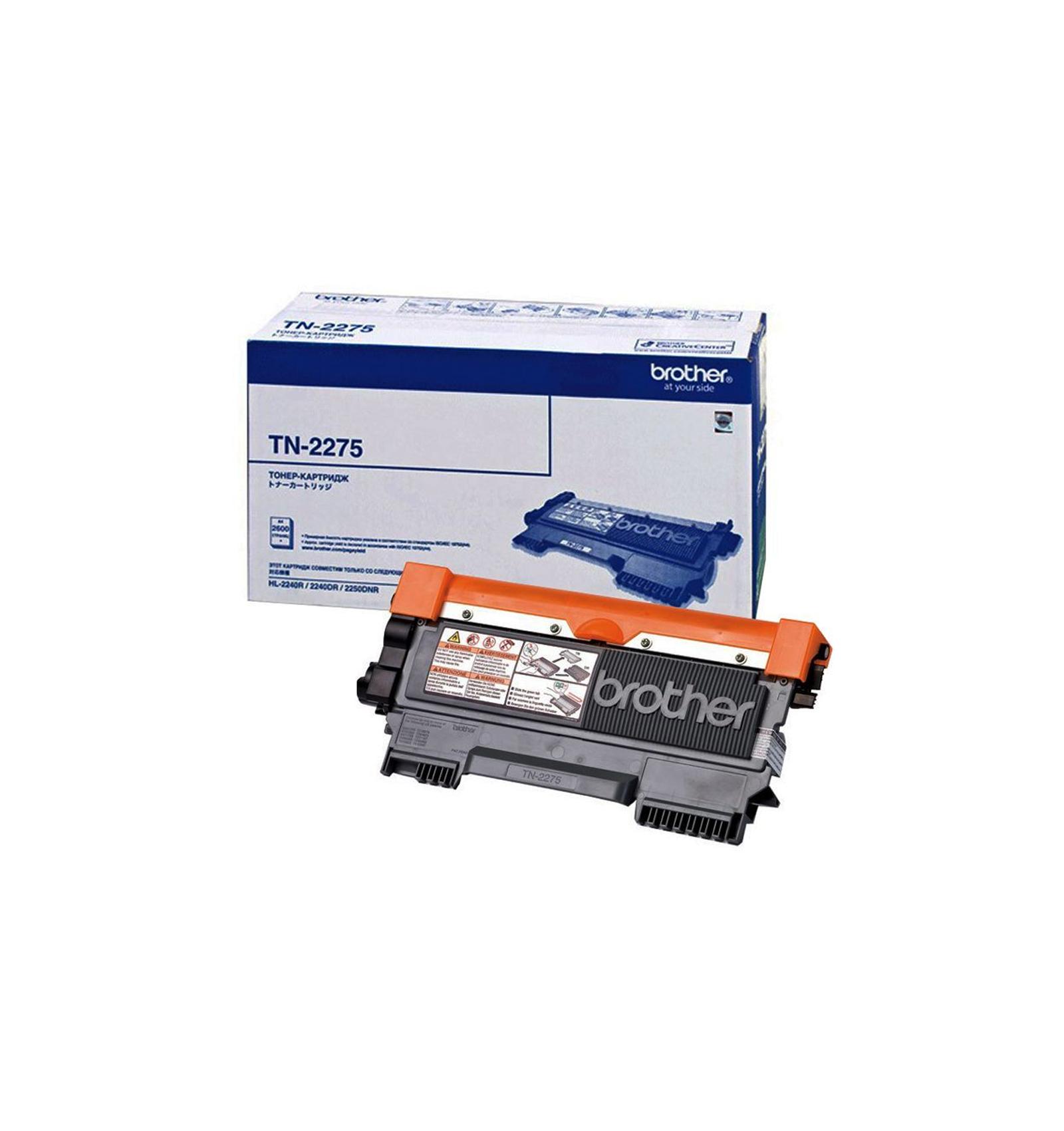 Заправка картриджей Brother TN-2275 для HL-2240/2240D/2250DN
