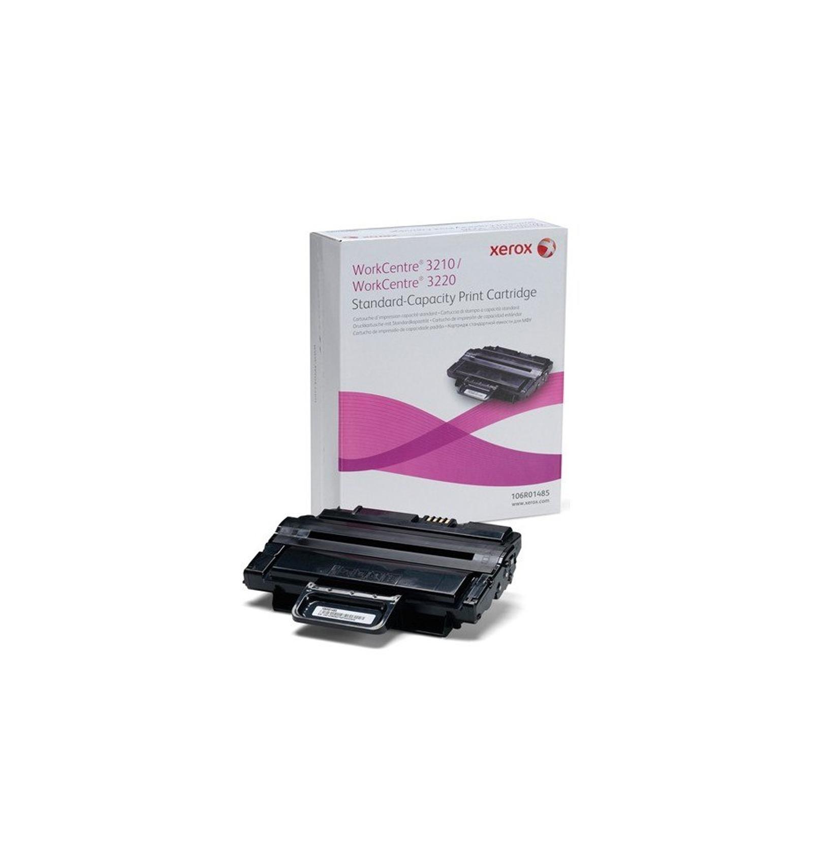 Заправка тонером картриджа Xerox Phaser 3210/3220