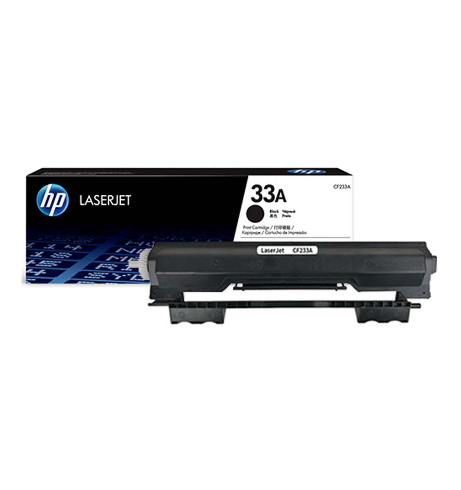 Заправка картриджа HP CF233A (33A) для HP LaserJet M106/M134