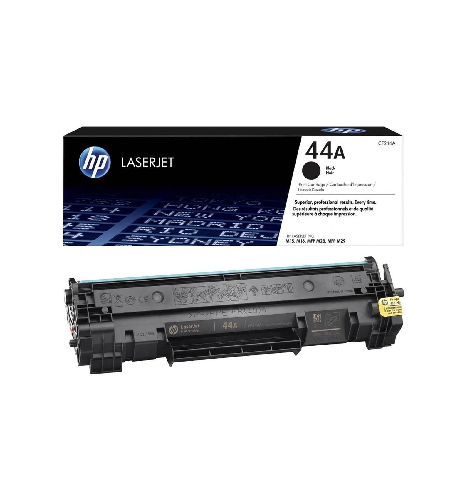 Заправка картриджа HP CF244A (44A) для LaserJet Pro M15/M16MFP/M28MFP/M29