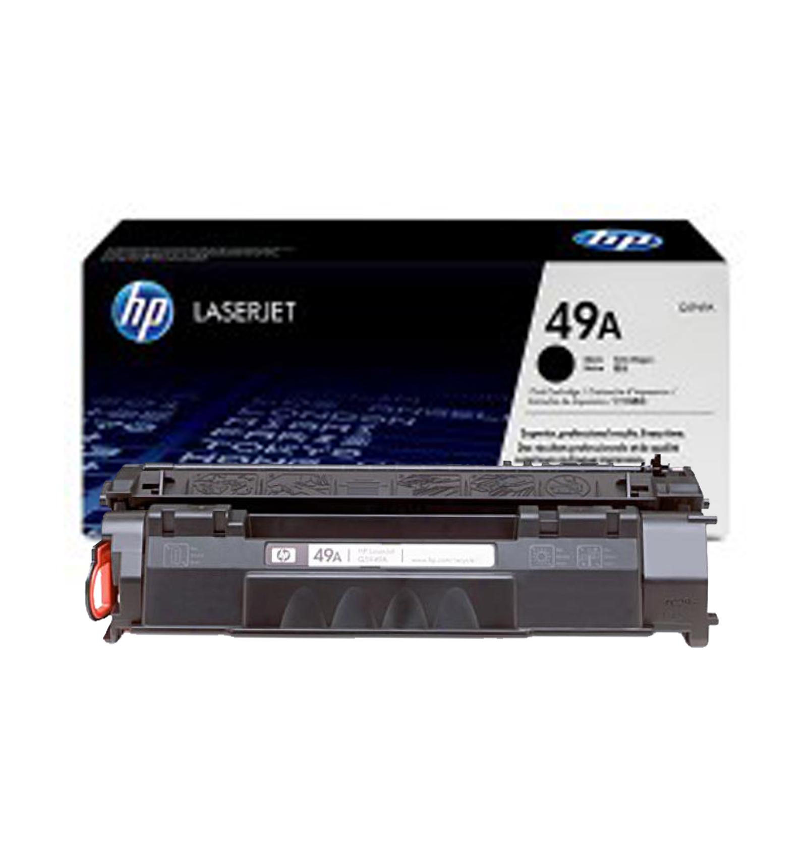 Заправка картриджей HP Q5949A (49A) для LaserJet 1160/1320/3390/3392