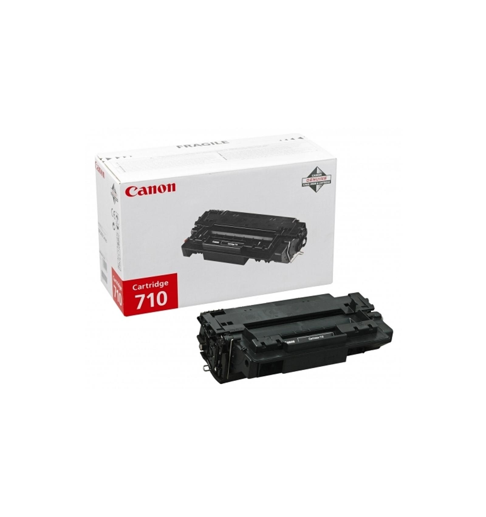 Заправка тонером картриджа Canon 710 для LBP-3460