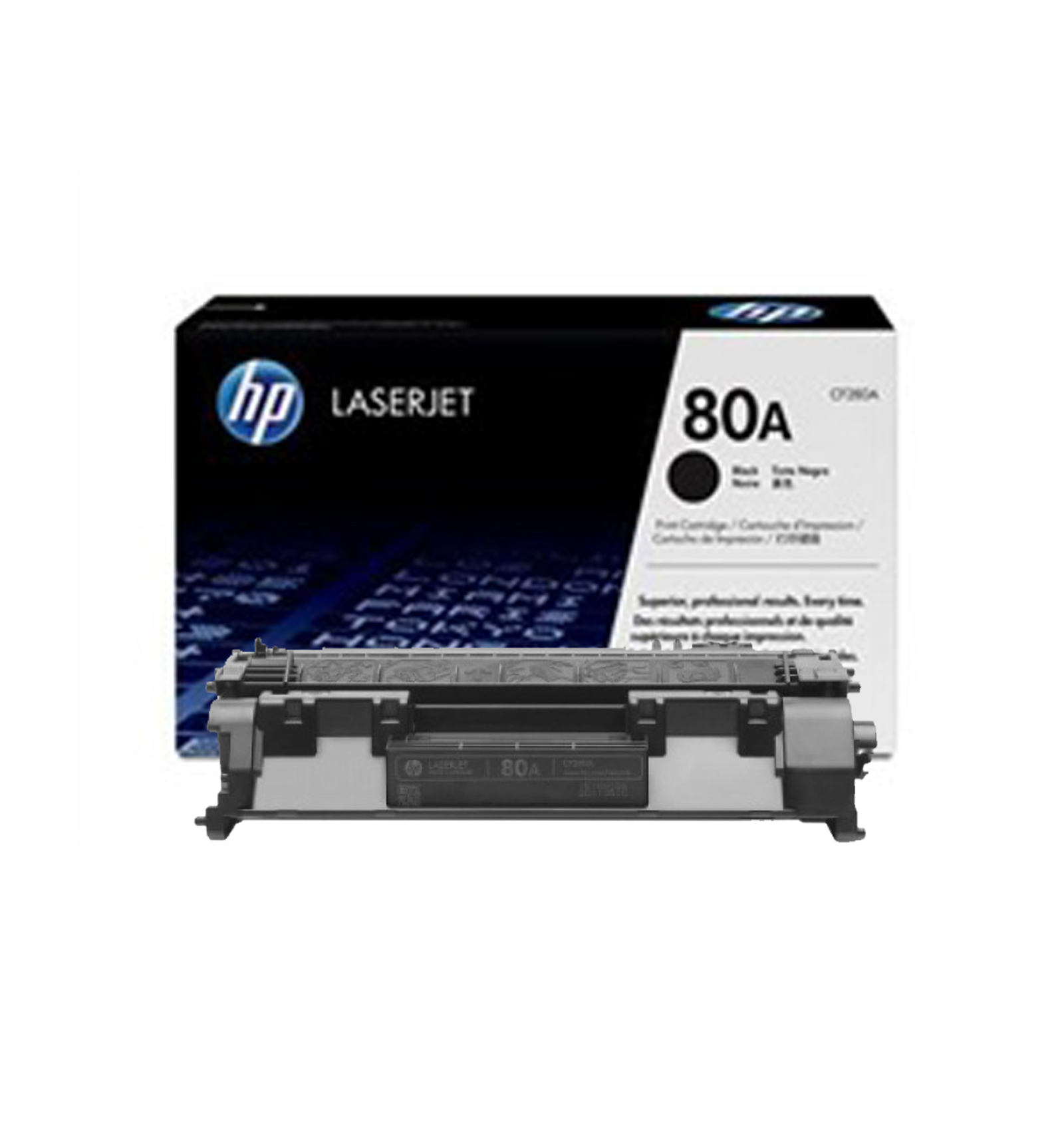 Заправка картриджей HP CF280A (80A) для LaserJet Pro 400 M401a/M401d/M401dn/M401dw/M425