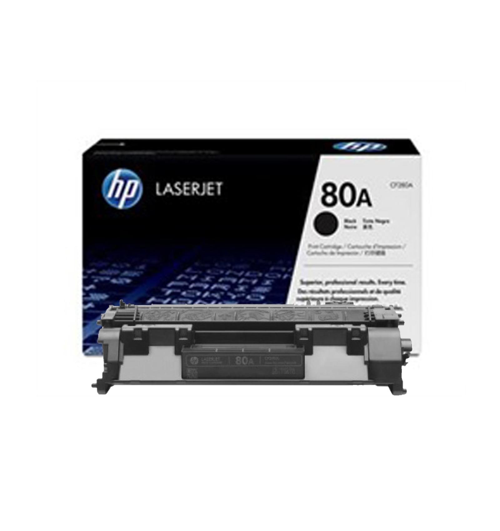 HP CF280A (80A) для LaserJet Pro 400 M401a/M401d/M401dn/M401dw/M425
