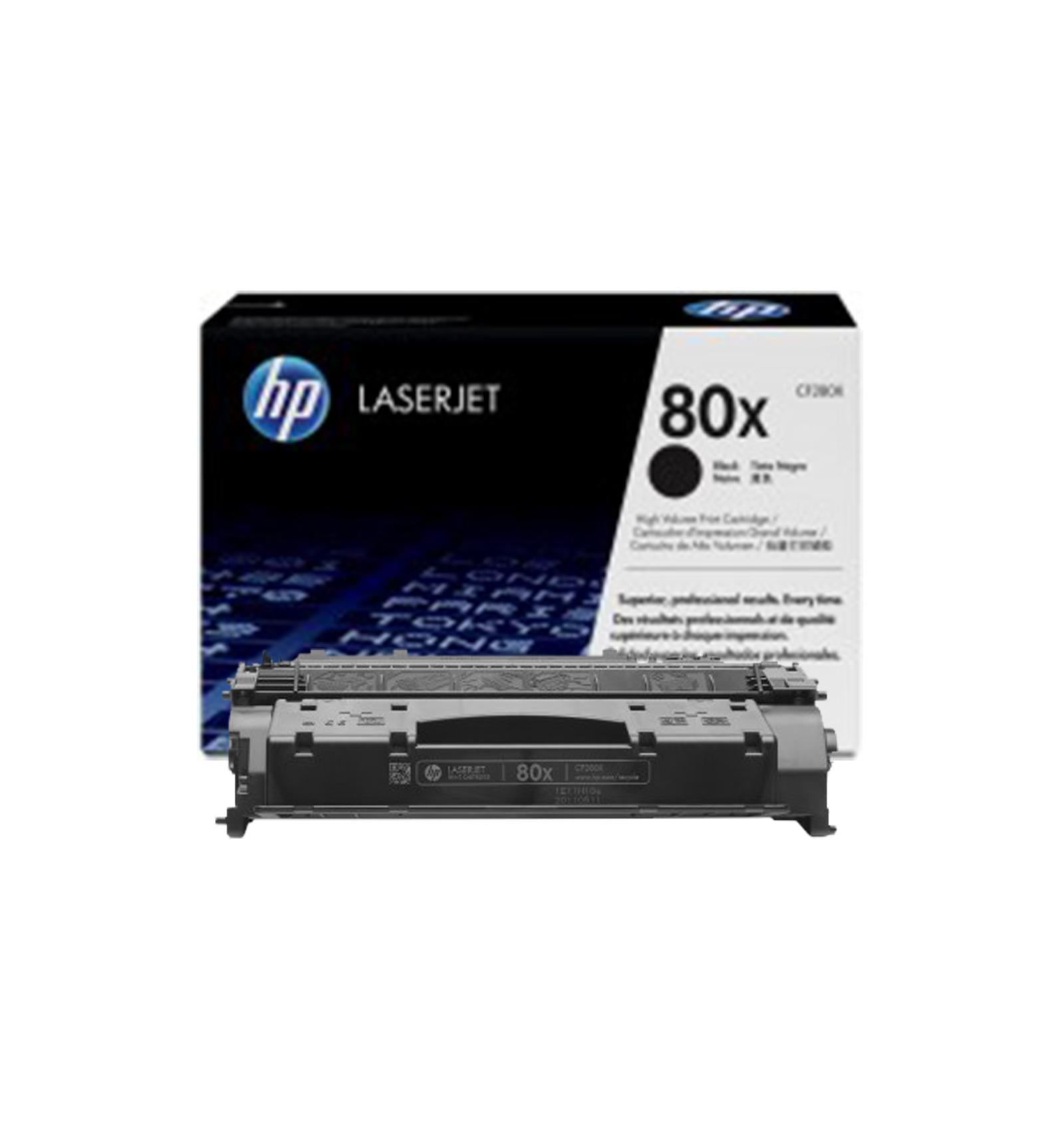 HP CF280X (80X) для LaserJet Pro 400 M401a/M401d/M401dn/M401dw/M425