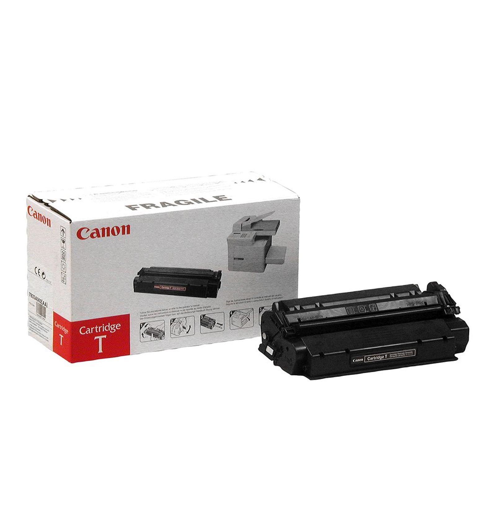Заправка тонером картриджа Canon T для FAX L400/L380/L380S/L390/PC-D320/D340