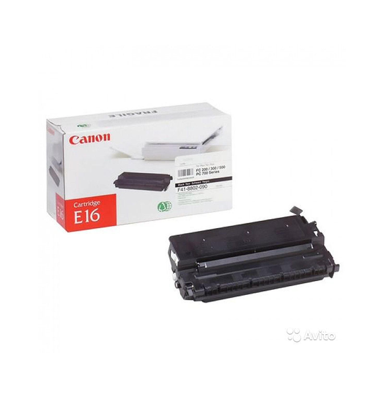 Canon E-16 для FC-2xx/3xx/530/108/208/PC-7xx/PC-8xx