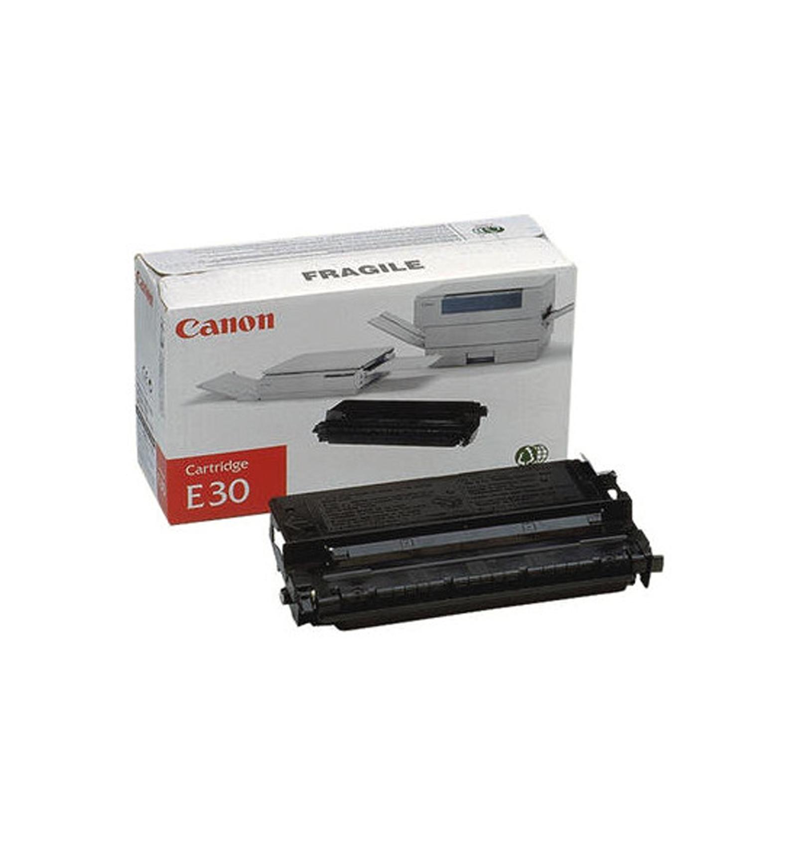 Заправка тонером картриджа Canon E-30 для FC-2xx/3xx/530/108/208; PC-7xx; PC-8xx