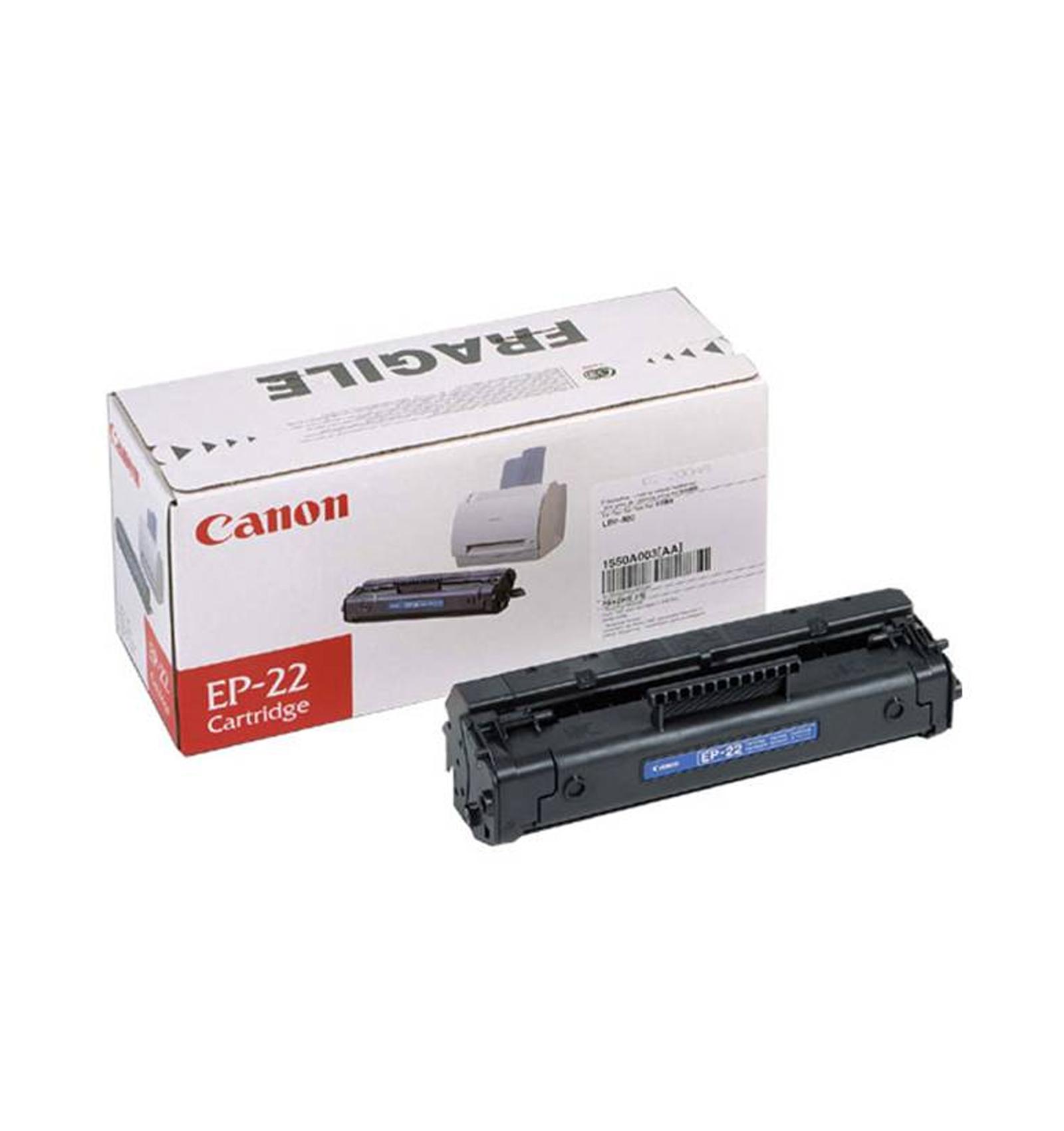 Заправка тонером картриджа Canon EP-22 для Laser Shot LBP-800/810/1120