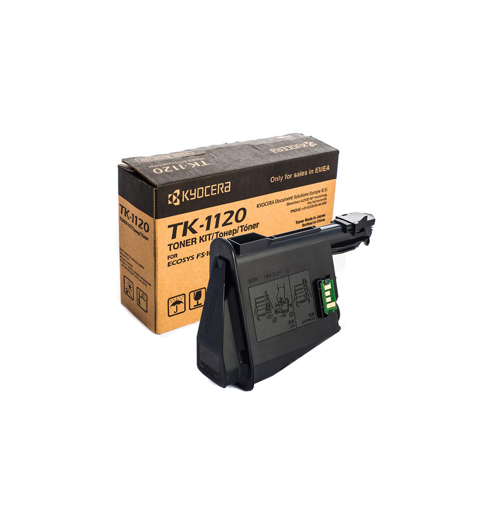 Заправка картриджа Kyocera TK-1120 для FS-1060DN/1025MFP/1125MFP