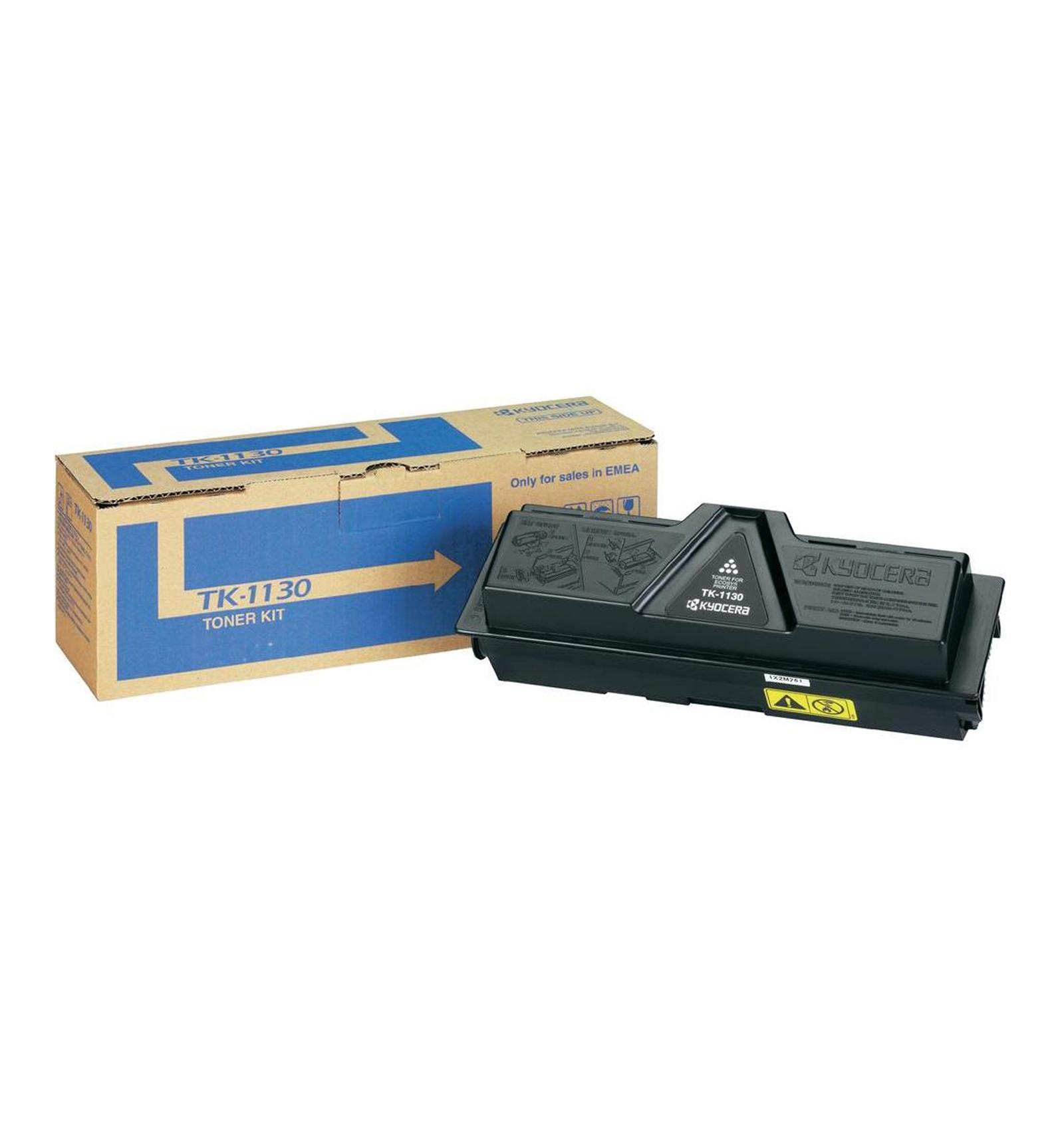 Заправка картриджа Kyocera TK-1130 для FS-1030MFP/1130MFP