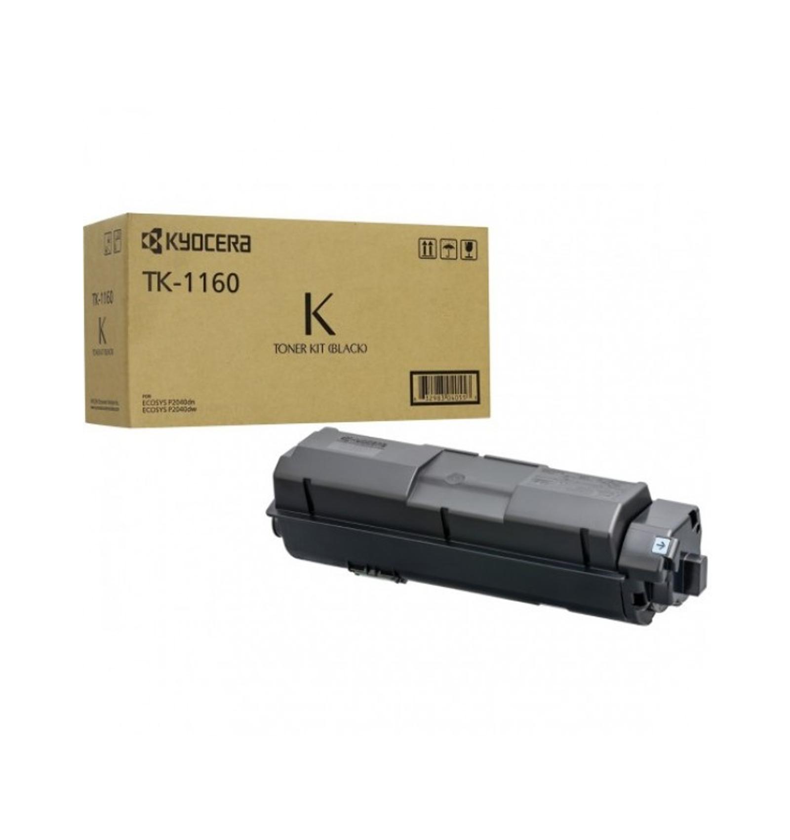 Заправка картриджа Kyocera TK-1160 для Kyocera ECOSYS P2040dn / P2040dw