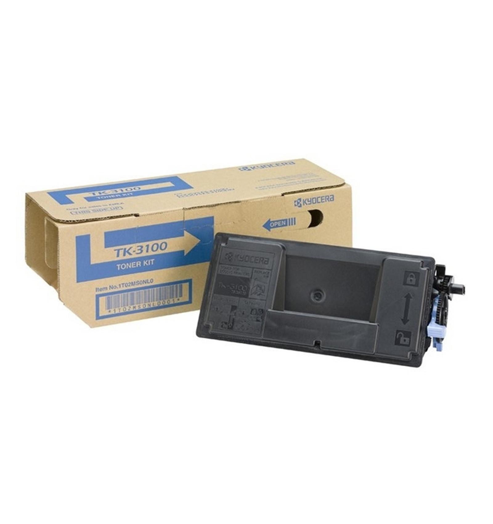 Заправка картриджа Kyocera TK-3100 для FS-2100dn