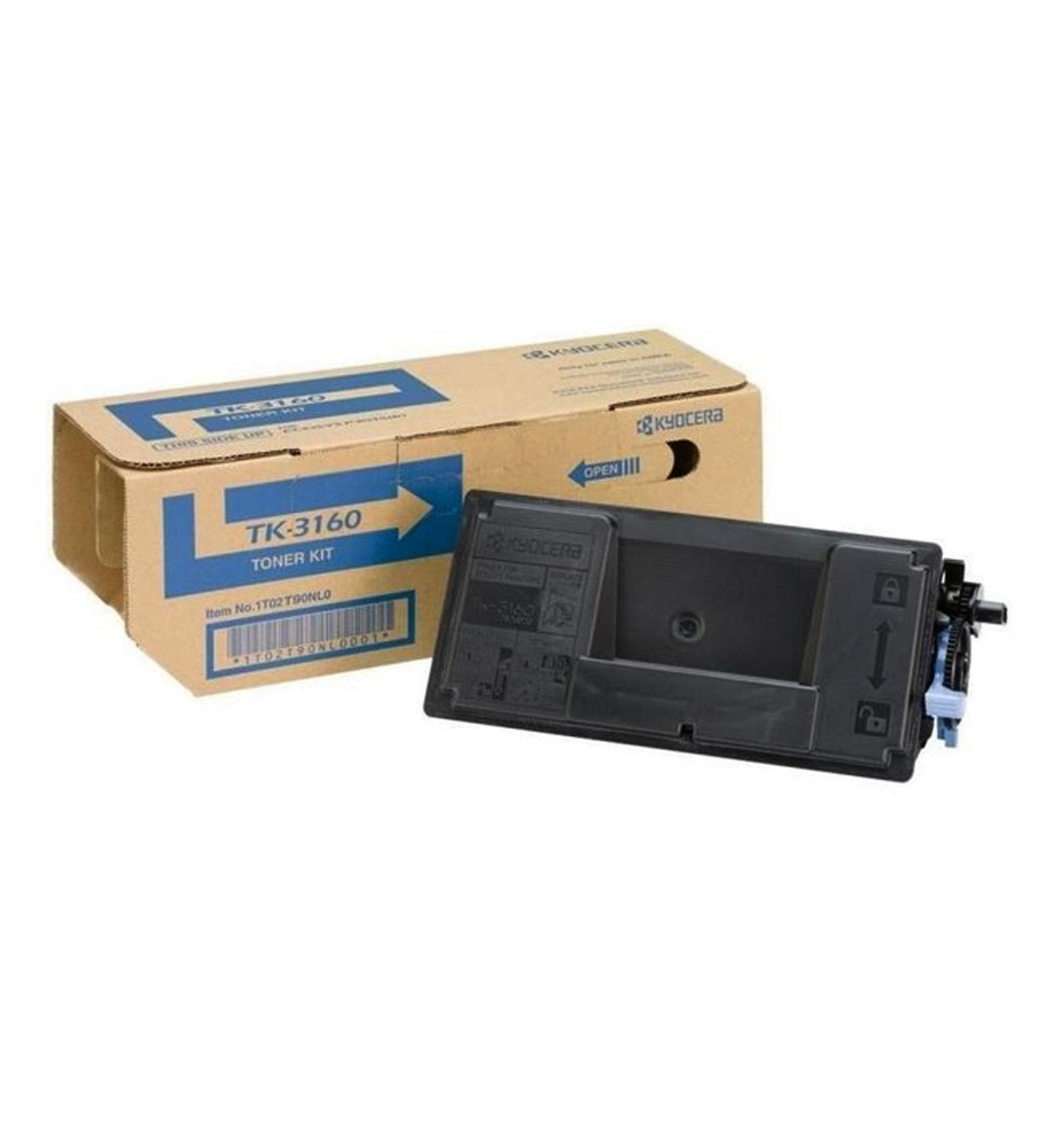 Kyocera TK-3160 для Kyocera P3055dn/P3060dn/P3045dn/P3050dn