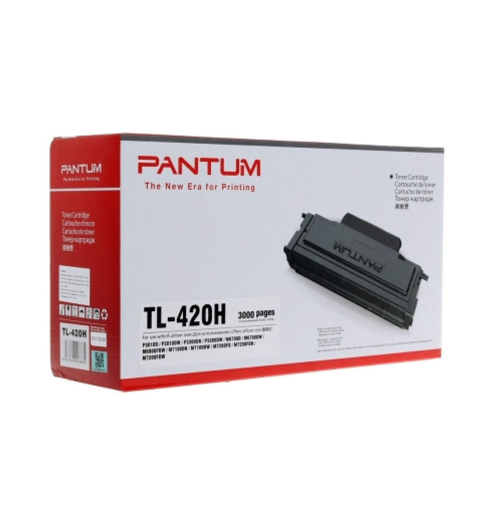 Заправка картриджа Pantum TL-420 для Pantum P3010/P3300/M6700/ M7100/M6800/M7200