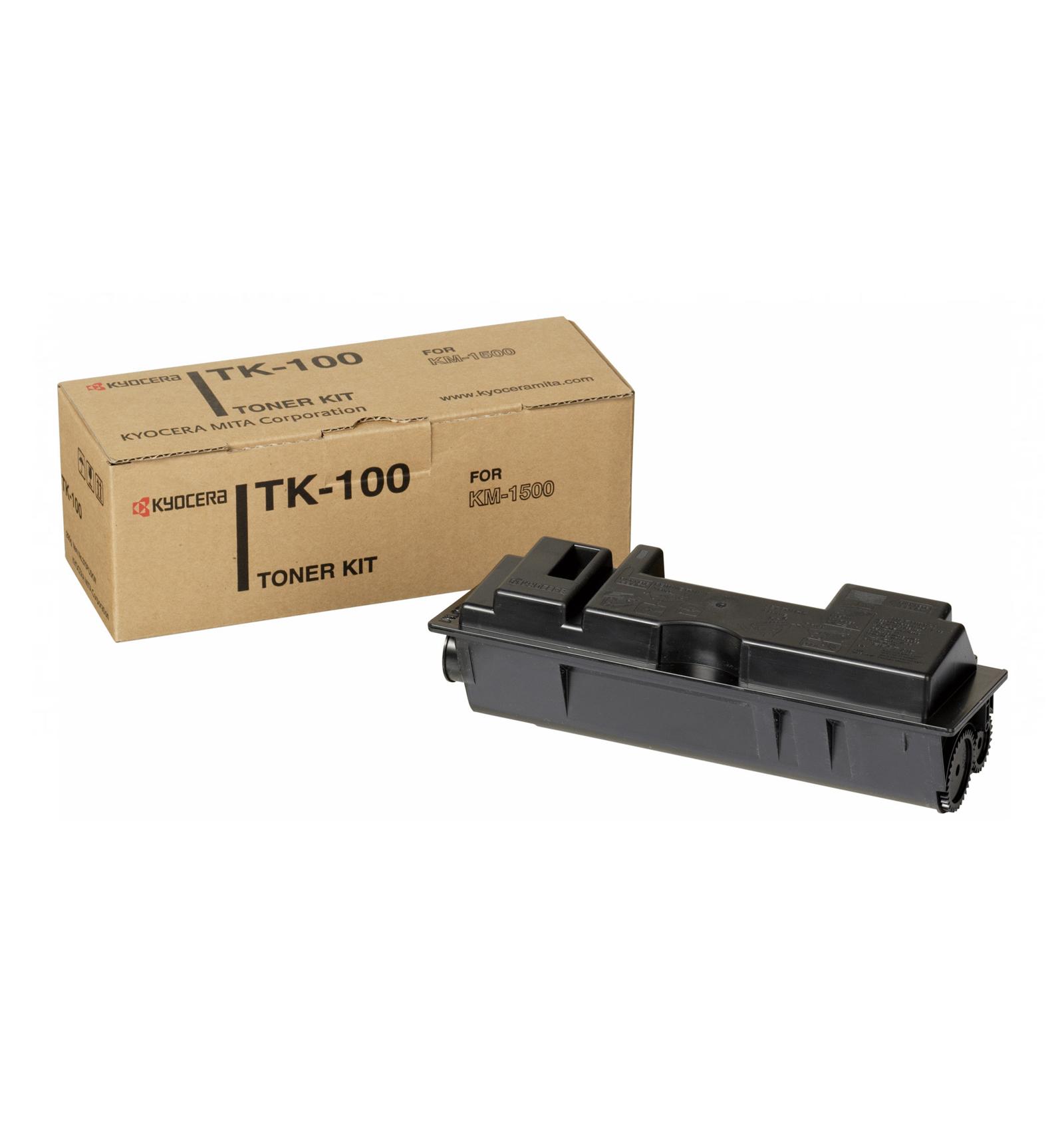 Заправка картриджа Kyocera TK-100 для KM-1500