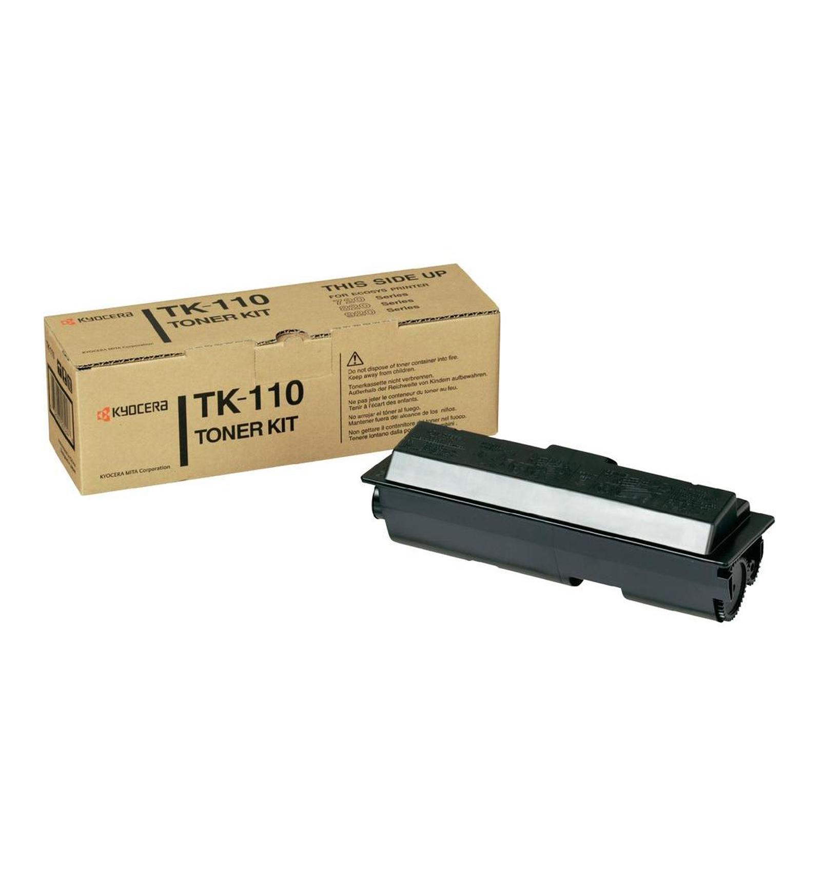 Заправка картриджа Kyocera TK-110 для FS-1016mfp/1116mfp/720/820820n/920/920n