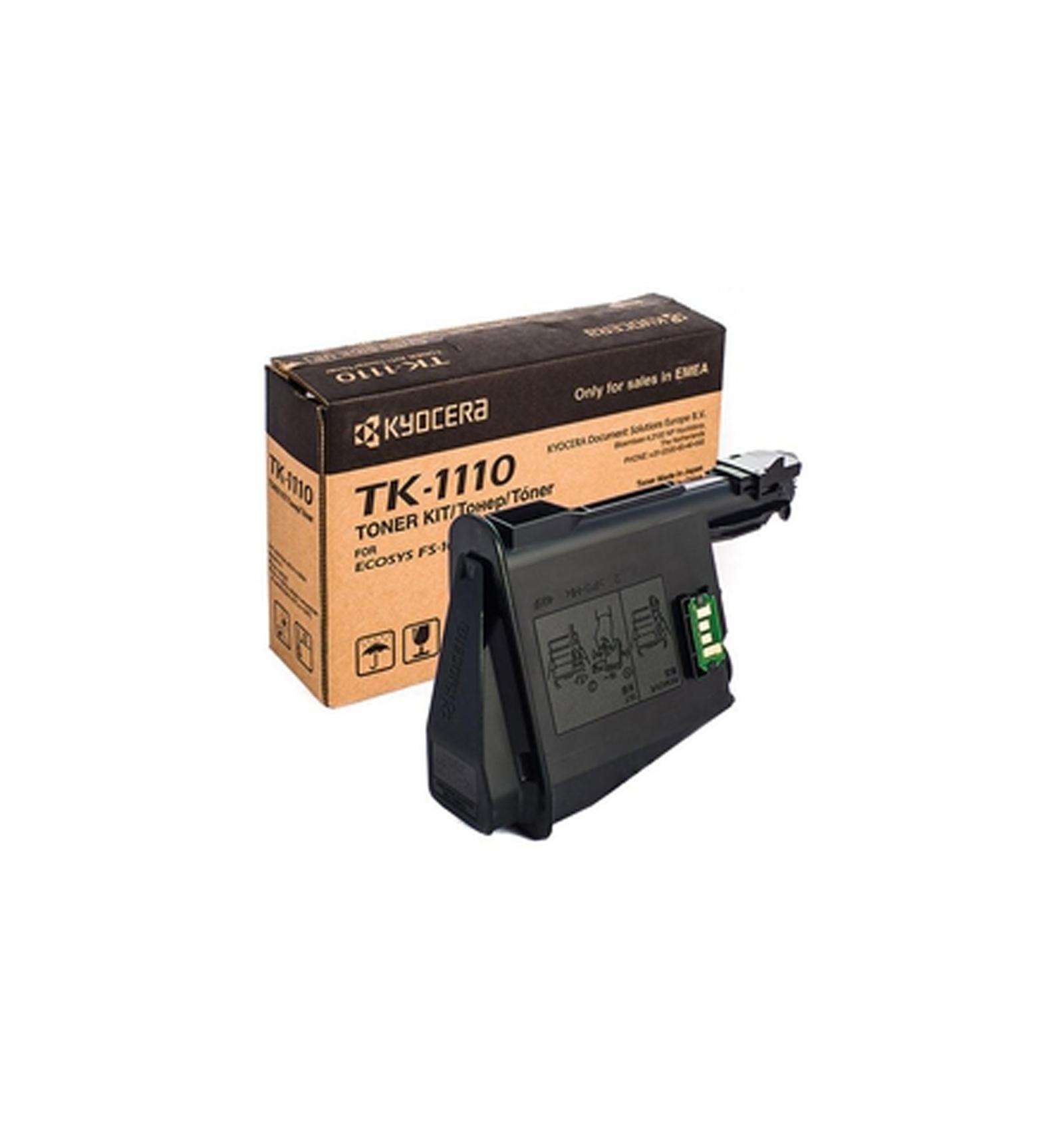 Заправка картриджа Kyocera TK-1110 для FS-1040/1020MFP/1120MFP
