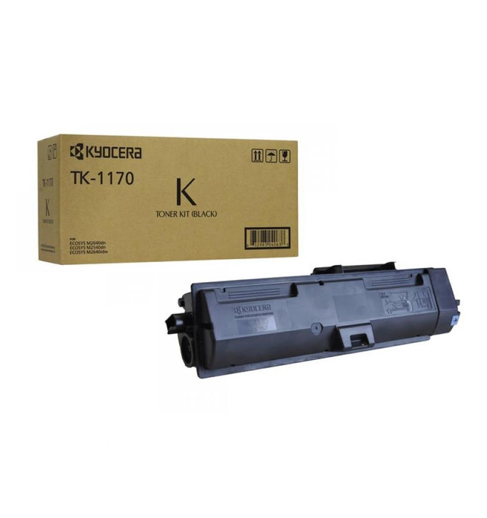 Заправка картриджа Kyocera TK-1170 для Kyocera ECOSYS M2040dn / M2540dn / M2640idw