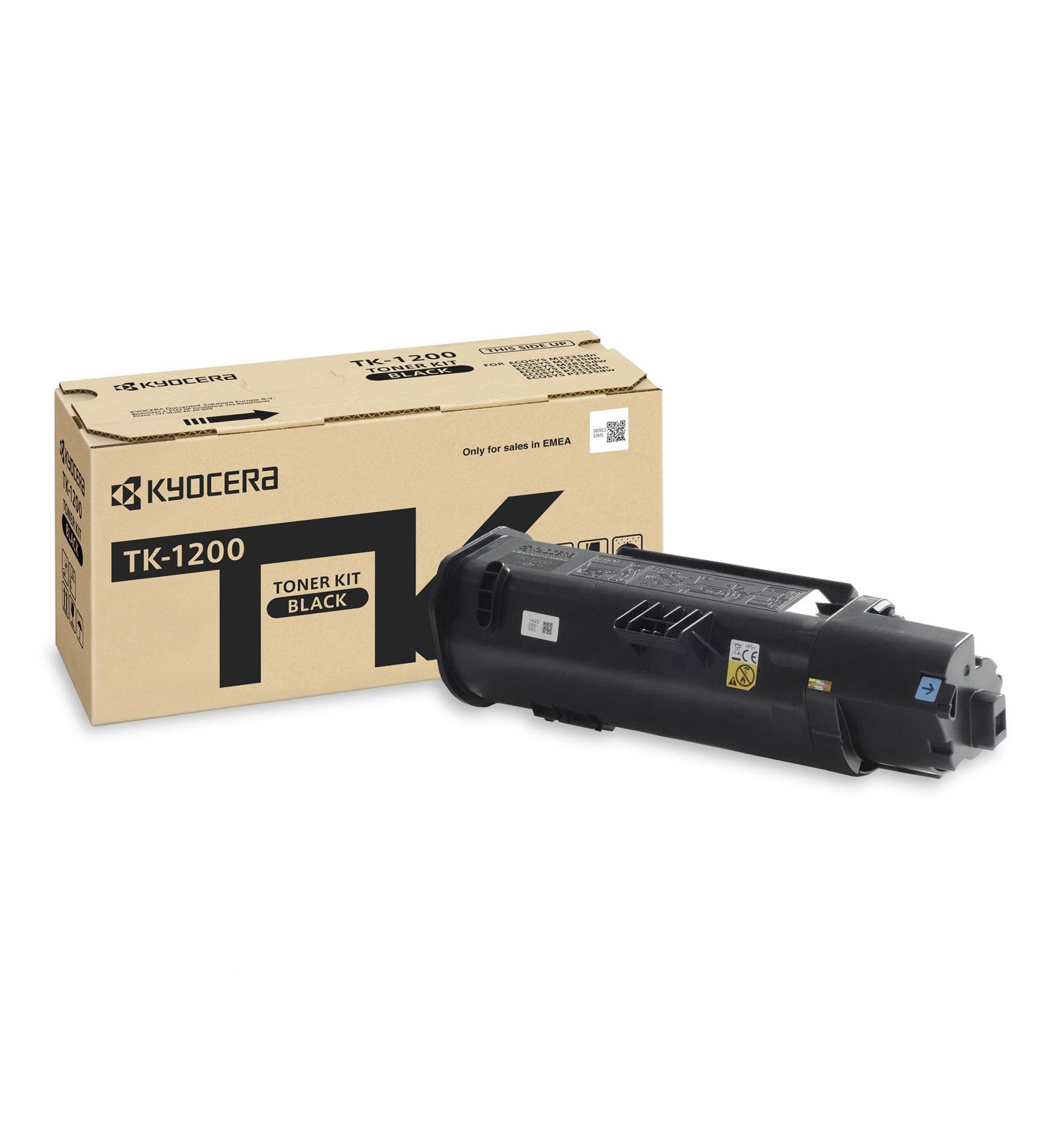 Kyocera TK-1200 для Kyocera P2335d/P2335dn/P2335dw/M2235dn/M2735dn/M2835dw